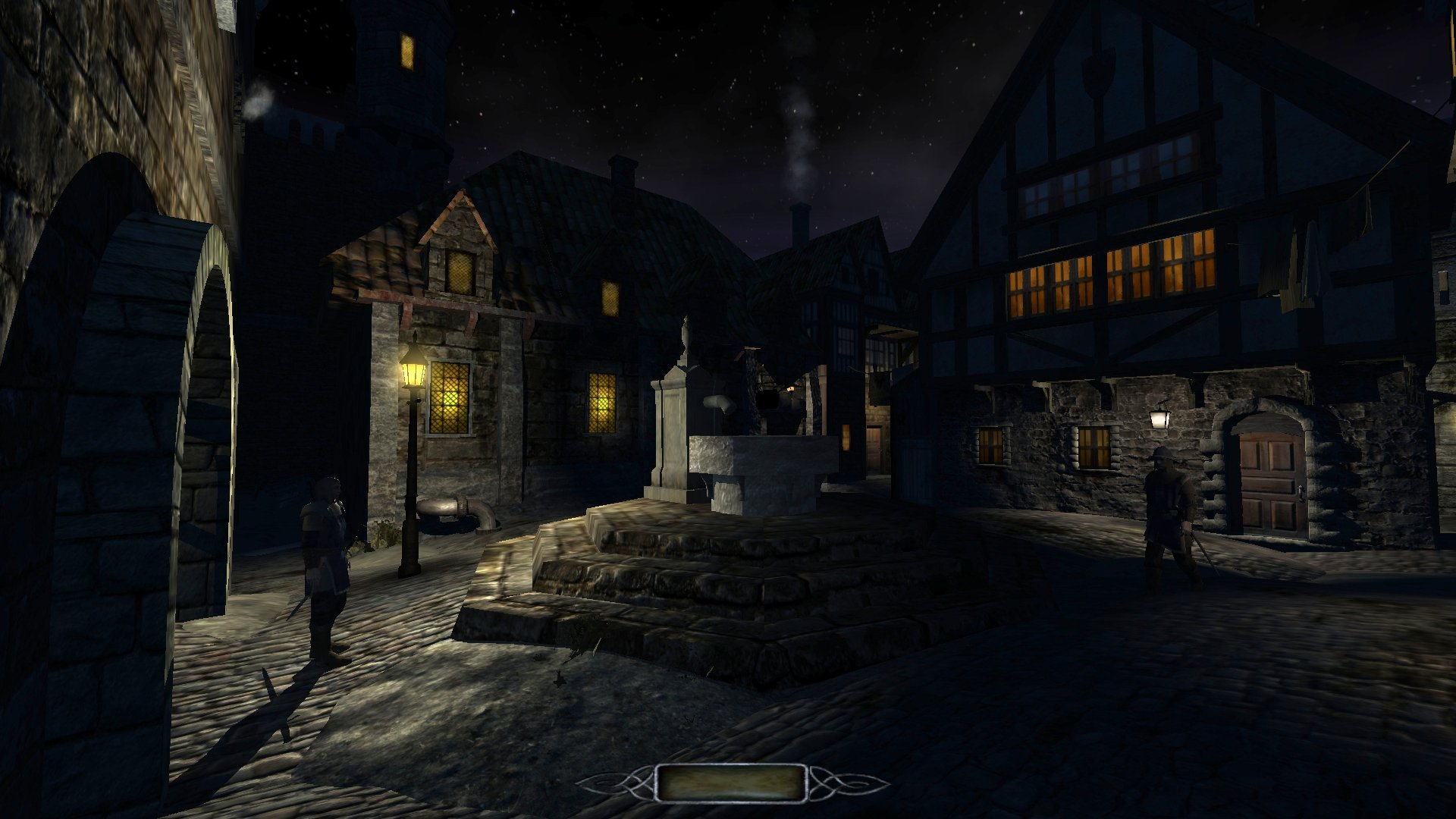 Play Thief Like Game The Dark Mod On A Chromebook